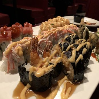 Photo Of Volcano Sushi Virginia Beach Va United States