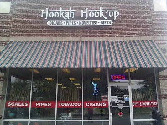 Hookah hookup cigars
