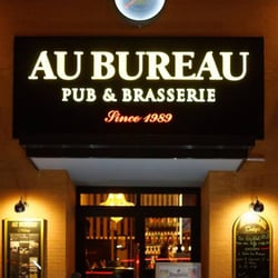 Au Bureau 78 Photos 18 Reviews Brasseries 57 rue