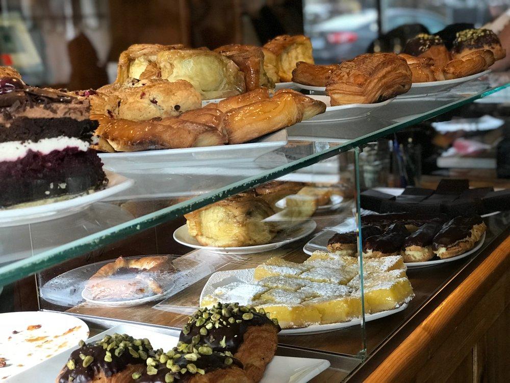 The Blue Door Cafe & Bakery