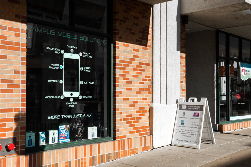 Campus Mobile Solutions: 616 E Green St, Champaign, IL