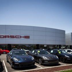 Porsche Fremont