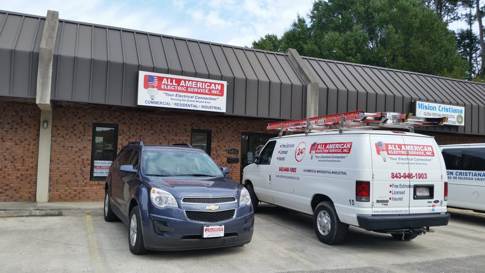 All American Electric Service: 6512 Dick Pond Rd, Myrtle Beach, SC