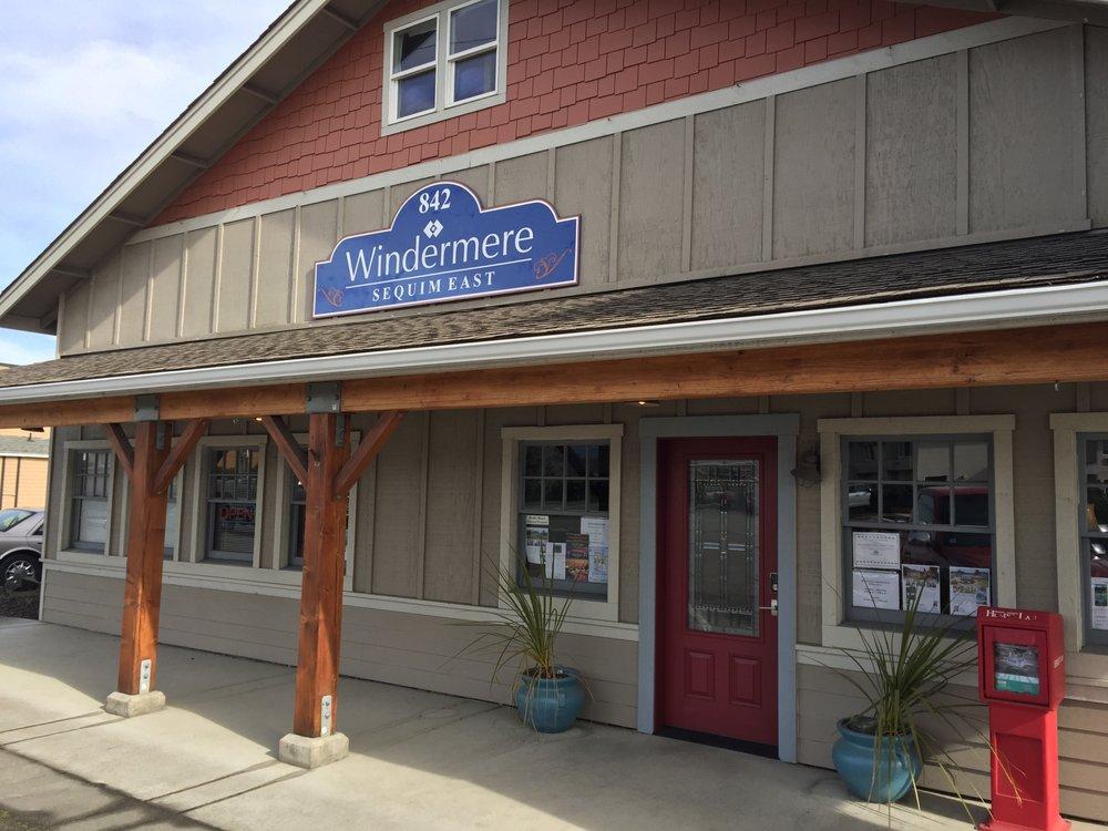 Windermere Real Estate - Sequim East: 842 E Washington St, Sequim, WA