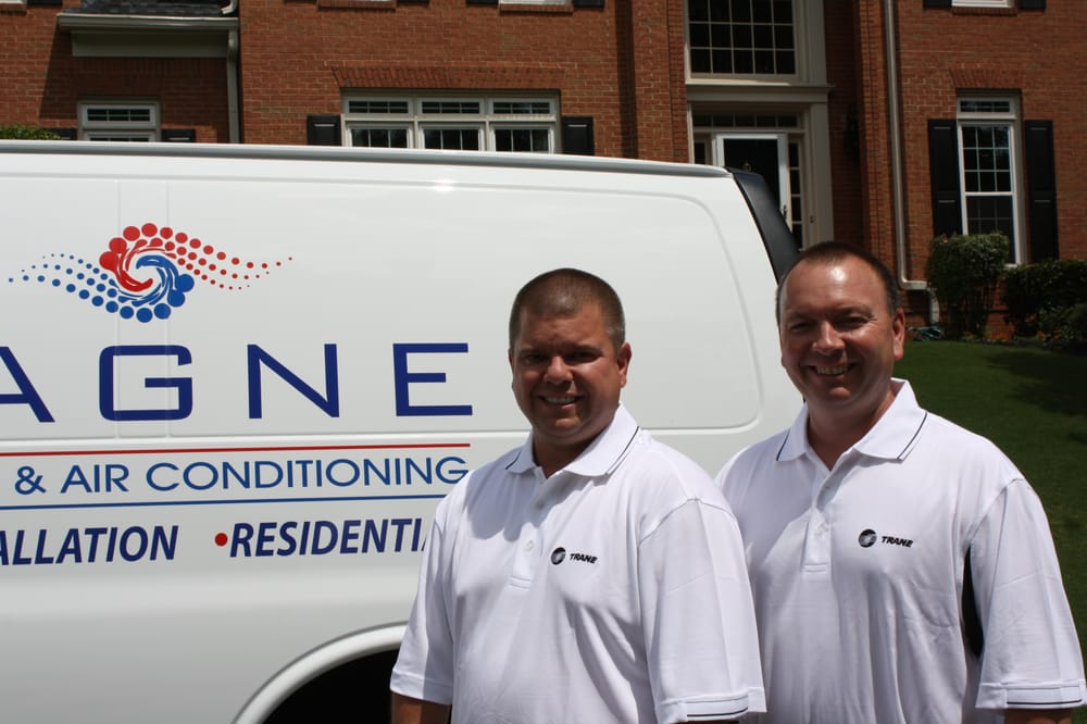 Gagne Heating & Air Conditioning: 4095 Nine McFarland Dr, Alpharetta, GA