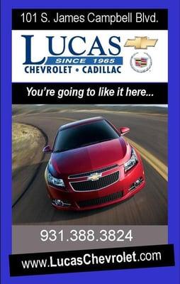 Lucas Chevrolet Columbia Tn >> Stan Mcnabb Chevrolet Cadillac Of Columbia 101 S James