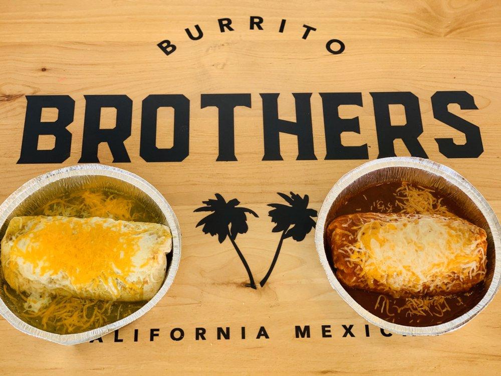 Burrito Brothers: 1403 E Lambert Rd, La Habra, CA