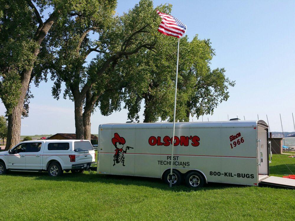 Olson's Pest Technicians: 178 Spring St, Yankton, SD