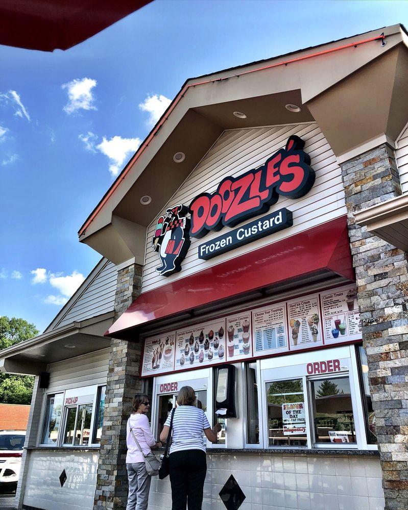 Doozles Frozen Custard: 717 S New Florissant Rd, Florissant, MO