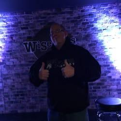 Wiseguys Comedy Club logo