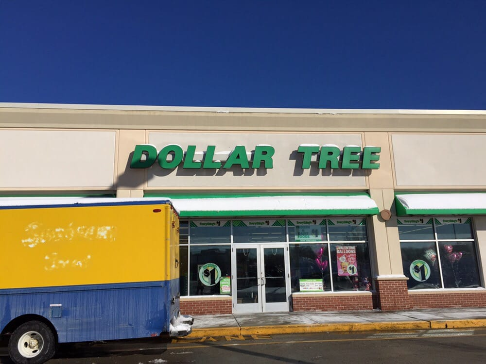 Dollar Tree: 765 Bridge St, Weymouth, MA