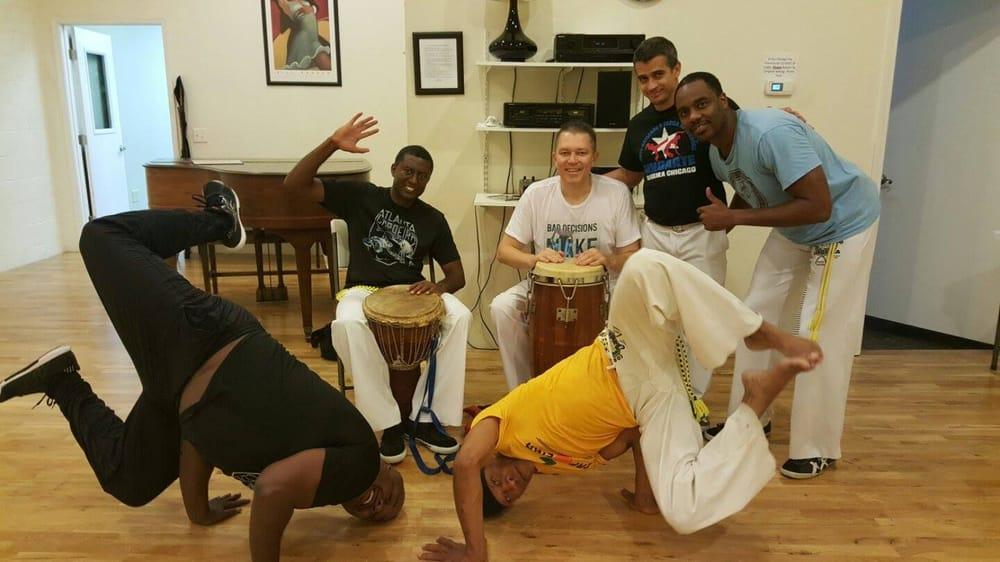 Cordao de Ouro Capoeira: 1781 Clairmont Rd, Atlanta, GA