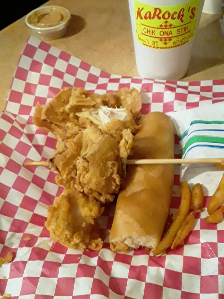Karock's Restaurant: 814 Hwy 11 S, Ellisville, MS