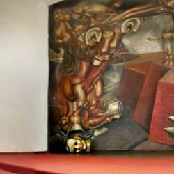 El tecpan de tlatelolco landmarks historical buildings for El mural de siqueiros