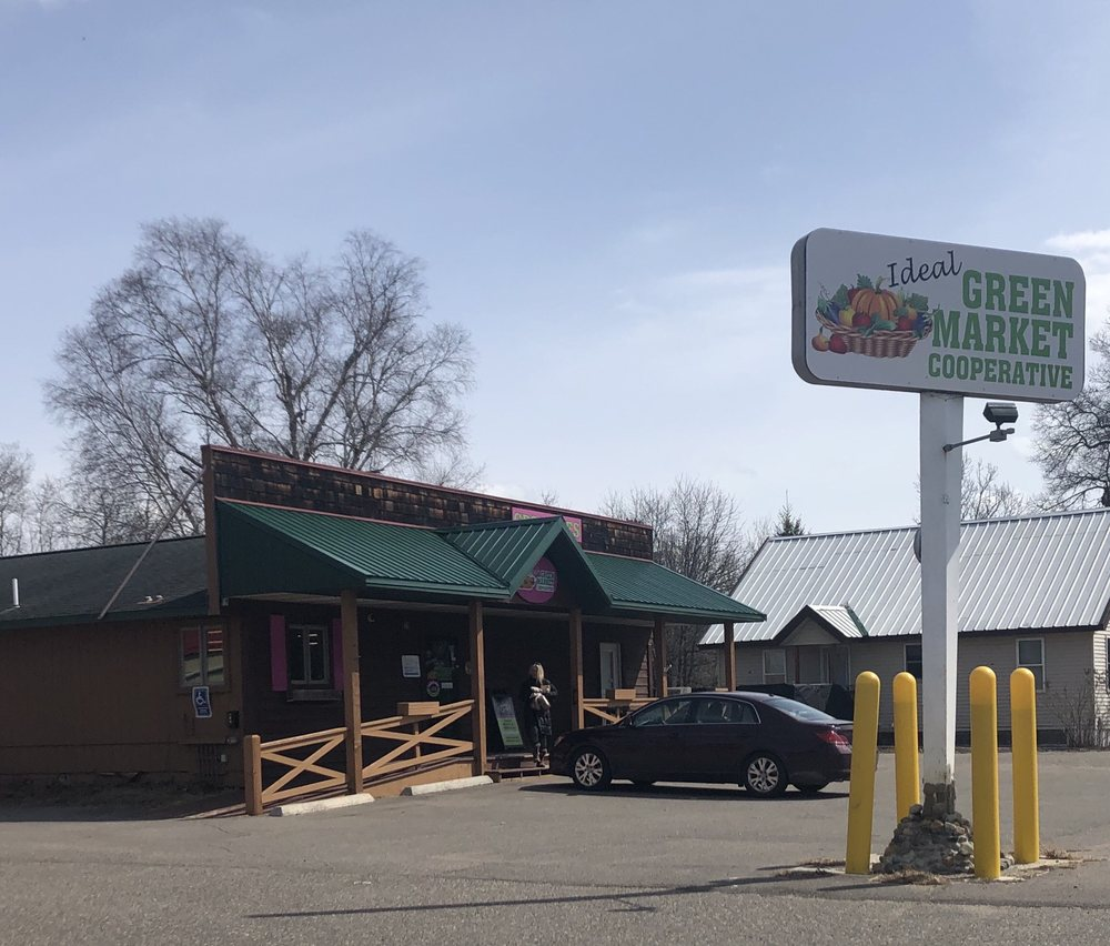 Ideal Green Market Cooperative: 34988 County Rd 39, Pequot Lakes, MN