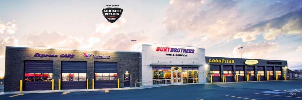 Burt Brothers Tire & Service: 976 W Shepard Ln, Farmington, UT
