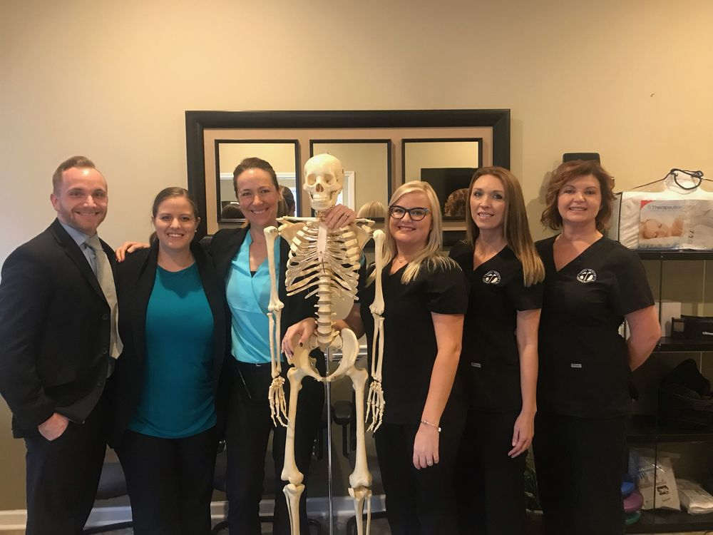 Total Health Chiropractic: 529 N Market St, Chattanooga, TN