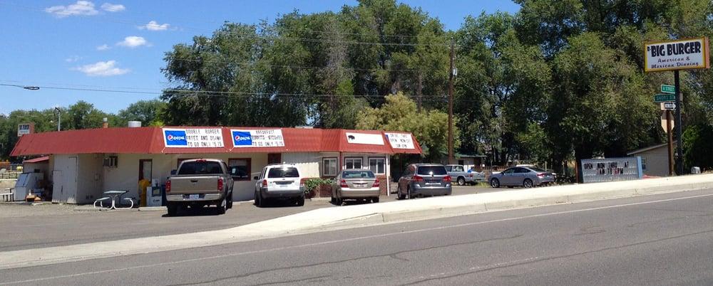 R Big Burger: 163 Short St N, Vale, OR