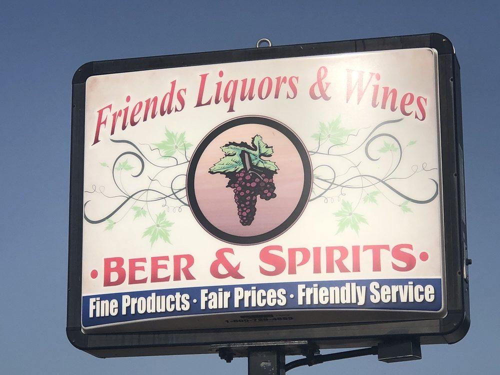 Friends Liquors & Wines: 511 W 2nd St, Freeport, TX