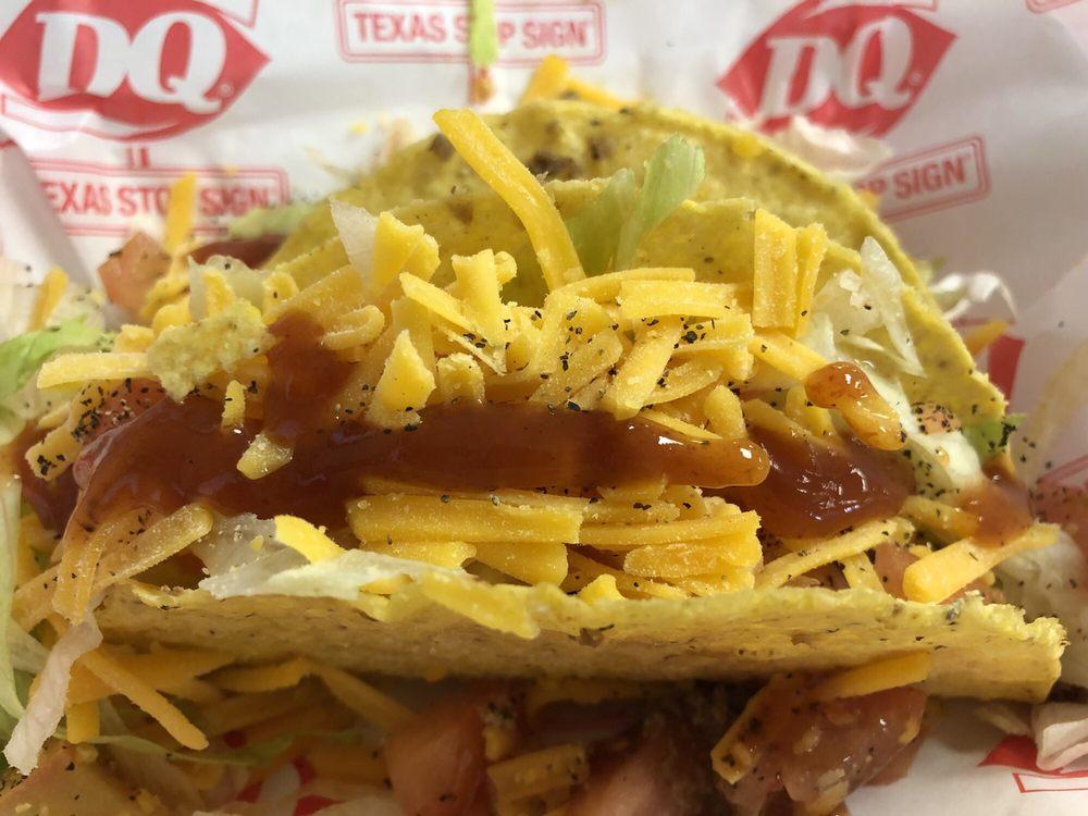 Dairy Queen: 1503 19th St, Hondo, TX