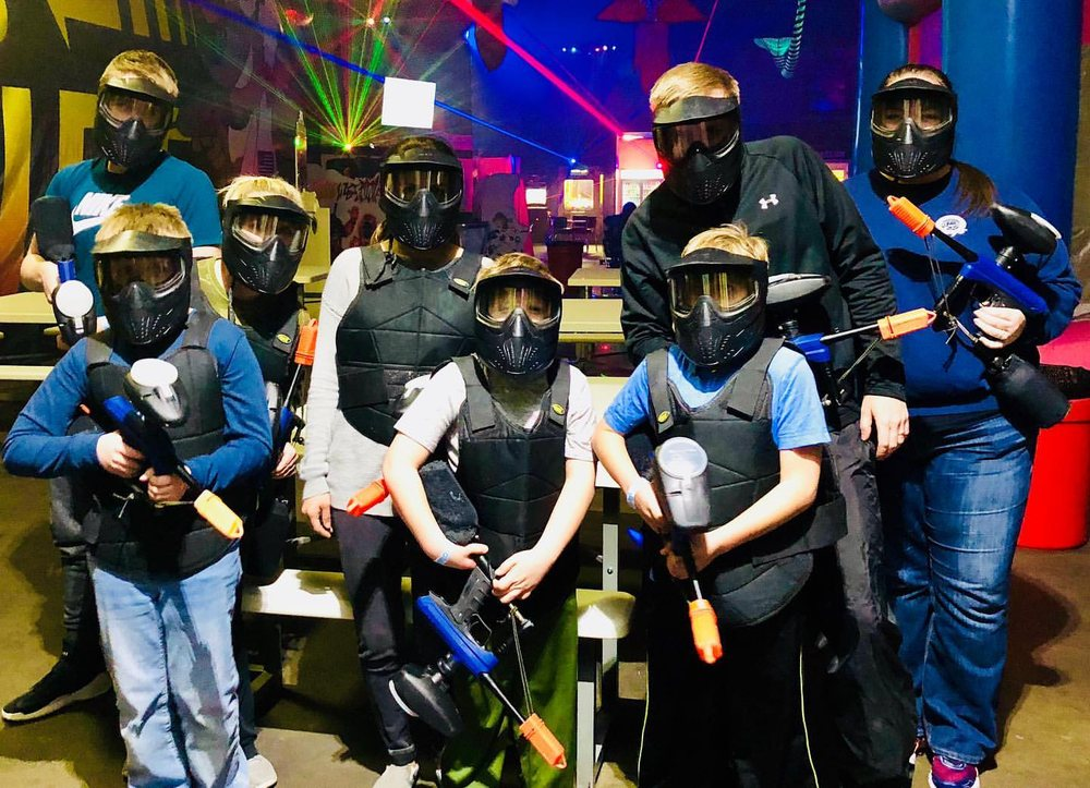 Jack's Ultra Sports Paintball & Laser Tag