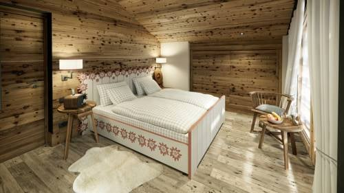Schlafzimmer Lech Lodge Privates Ski Chalet \u0026 luxus Appartement in Lech am Arlberg