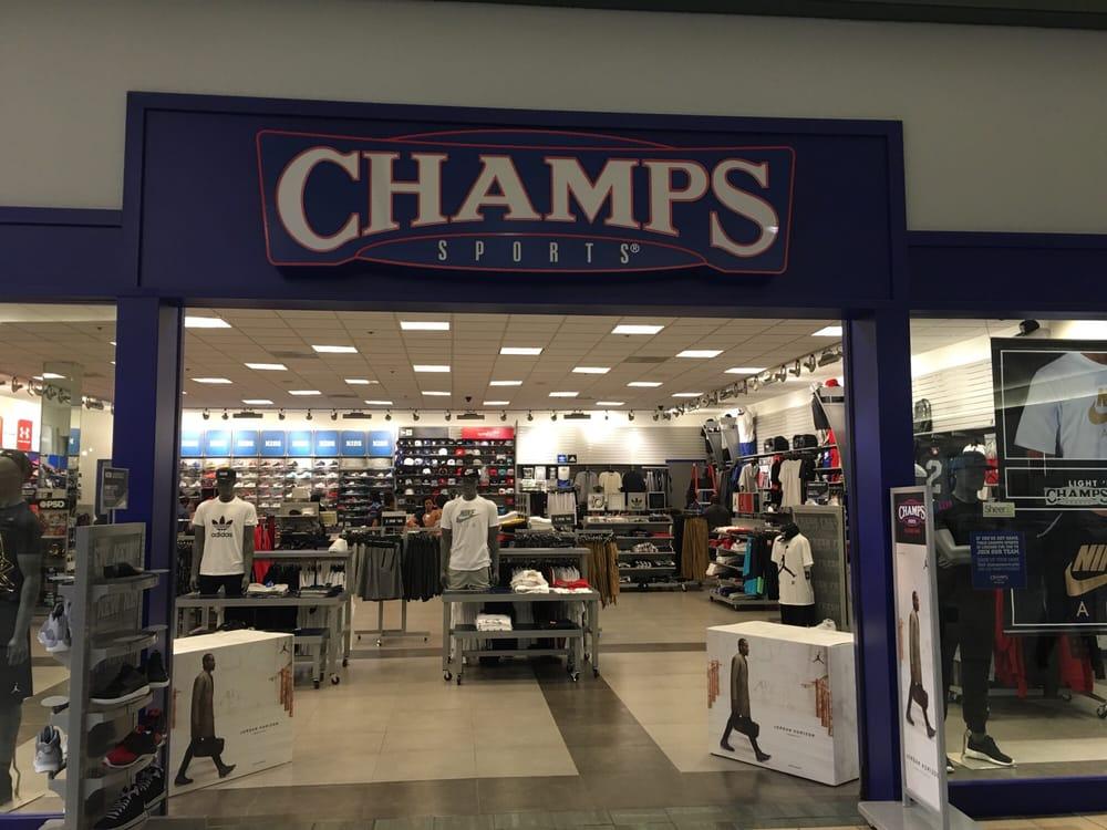 Champs Sports: 2400 Richmond Rd, Texarkana, TX