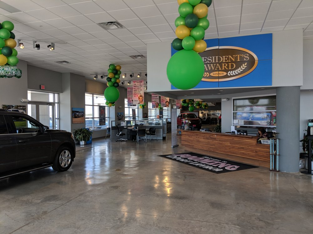 Port Lavaca Ford: 1801 Highway 35 S, Port Lavaca, TX