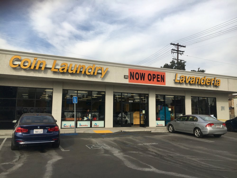spinners coin laundry largo fl