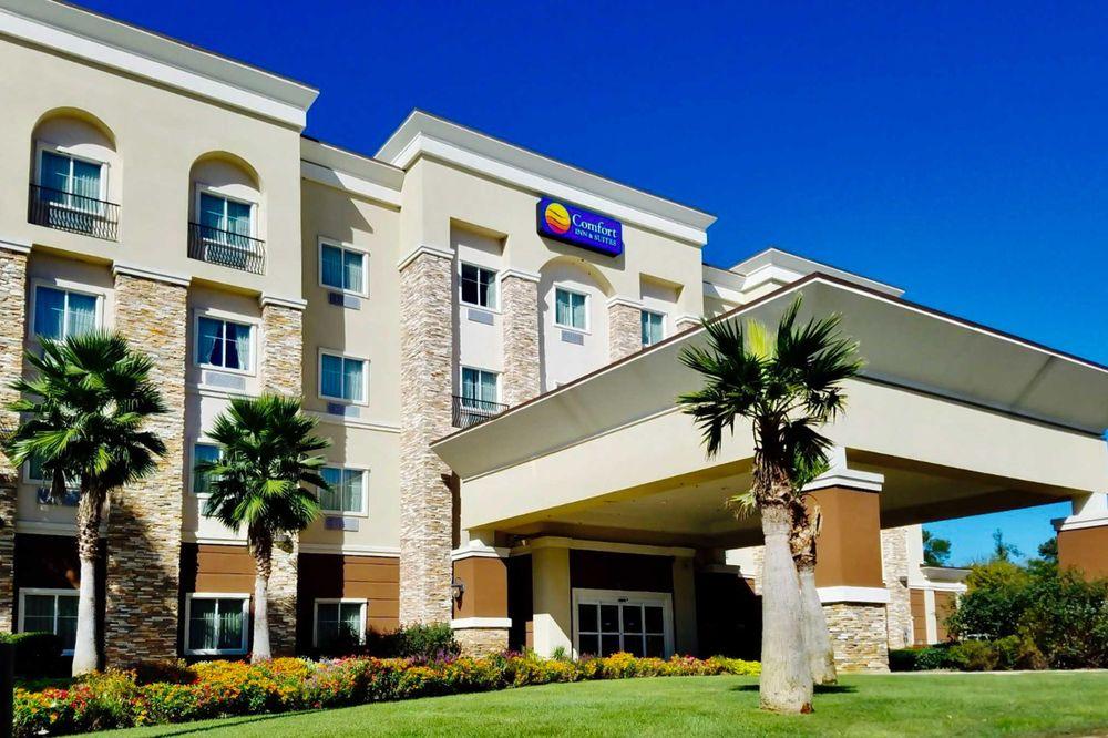Comfort Inn & Suites Longview South - I-20: 707 North Access Rd, Longview, TX
