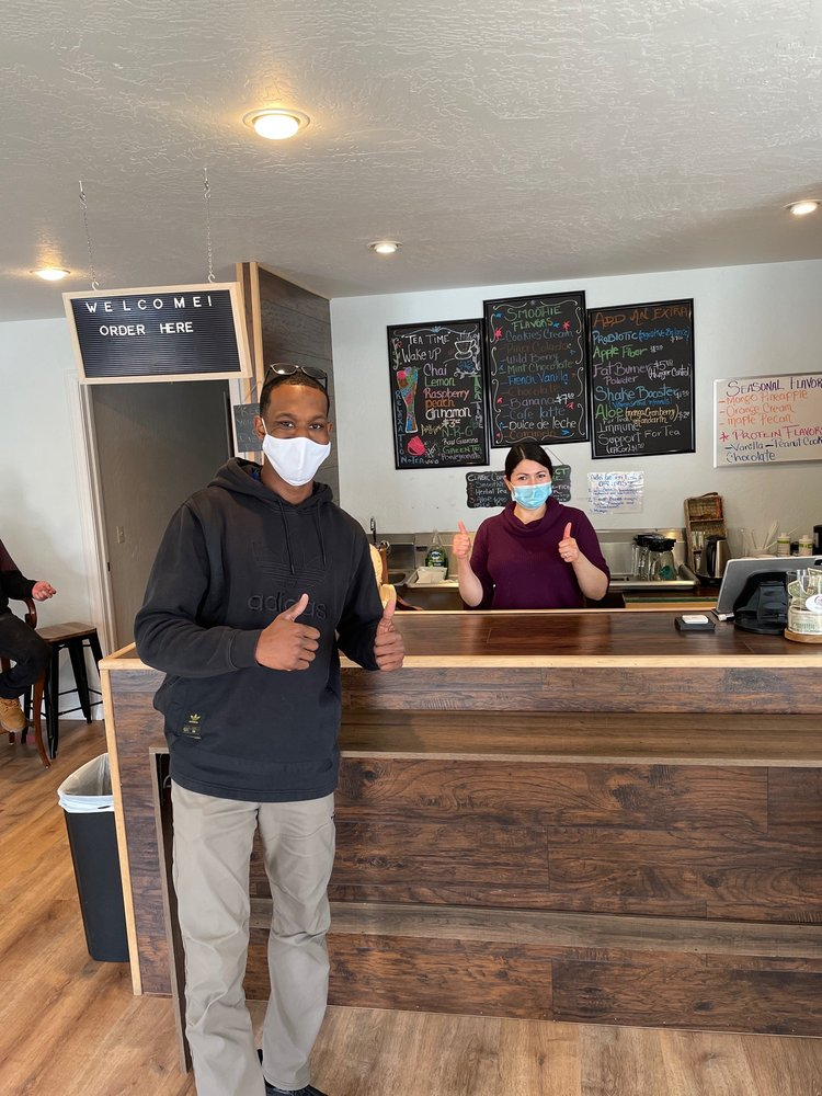 Mirna's Nutrition Protein Smoothie Bar: 214 Capitol St S, Eagle, CO