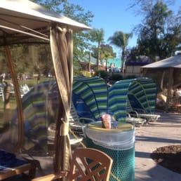 Raging waters san jose cabana
