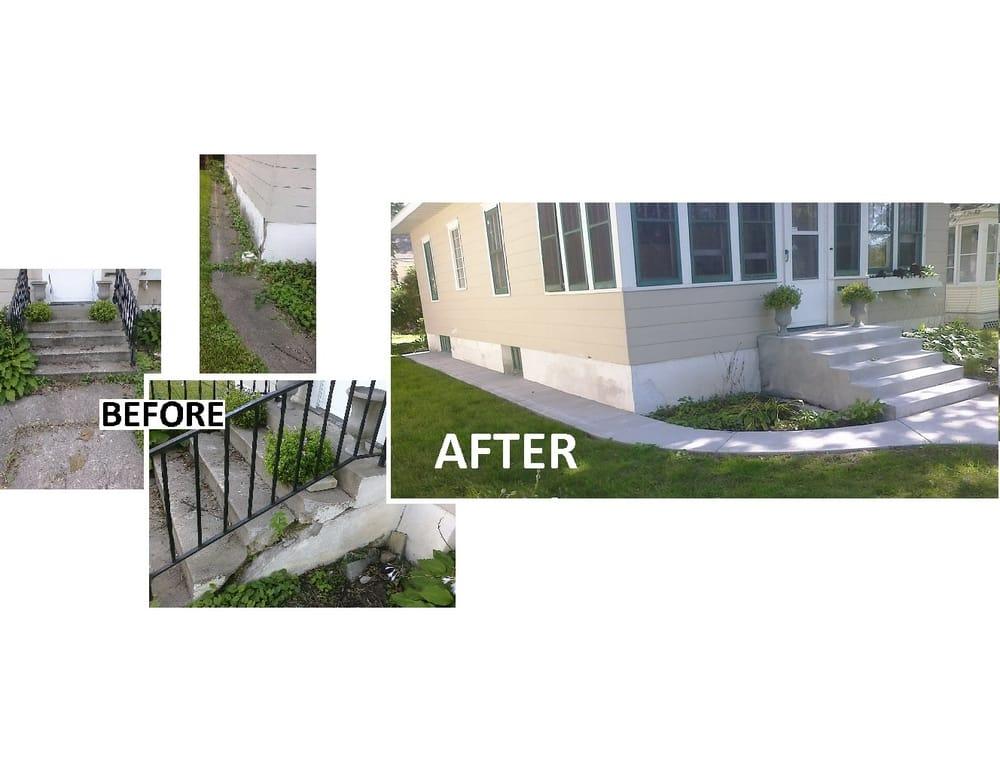 Thompson Concrete & Masonry: 6390 Fairfax Way, Faribault, MN