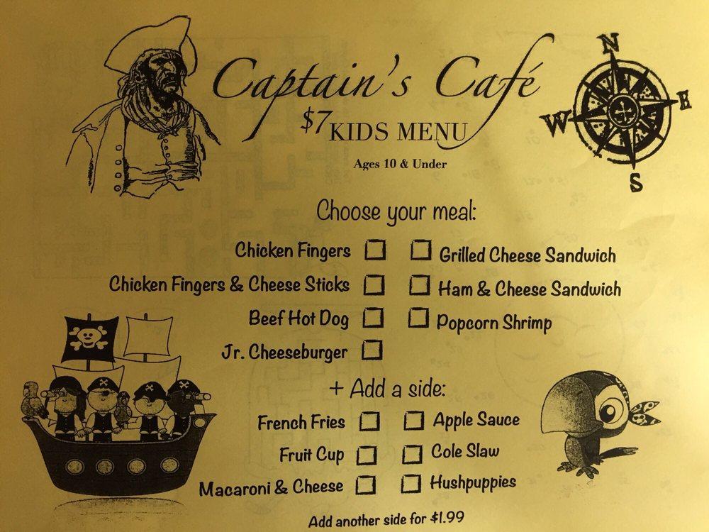 Captain's Cafe