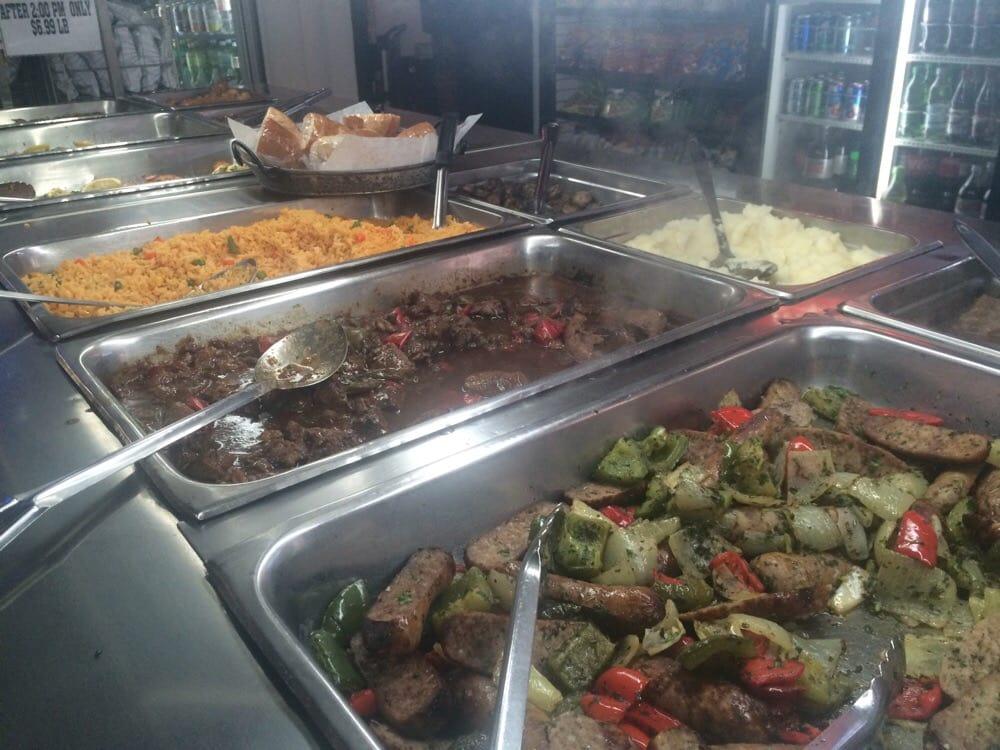 Hot food bar yelp for Food bar nyc