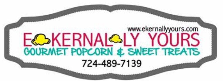 Ekernally Yours Gourmet Popcorn & Sweet Treats: 230 Mckean Ave, Charleroi, PA