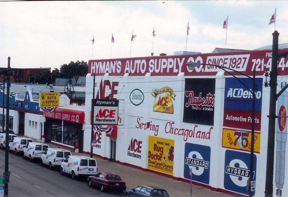 Hyman's Ace Hardware