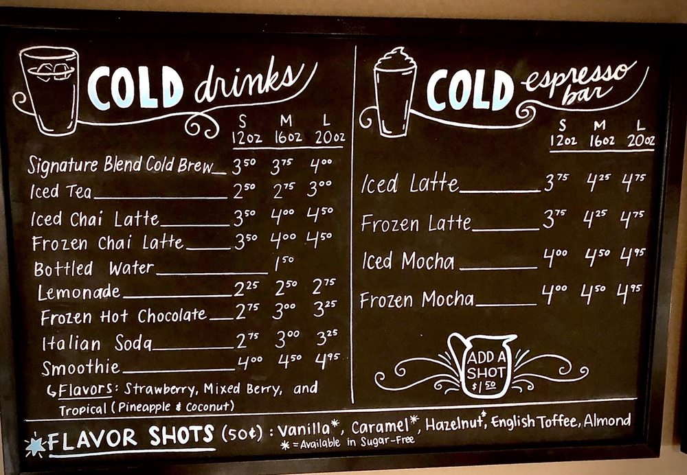 Social Spots from Brickhouse Coffee