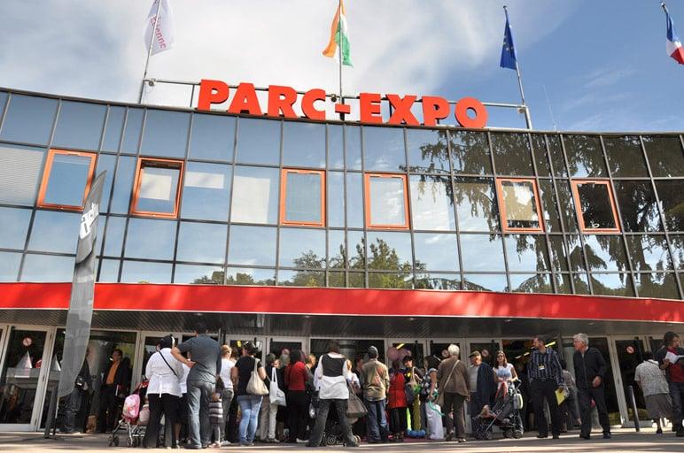 Saint Etienne Parc Expo