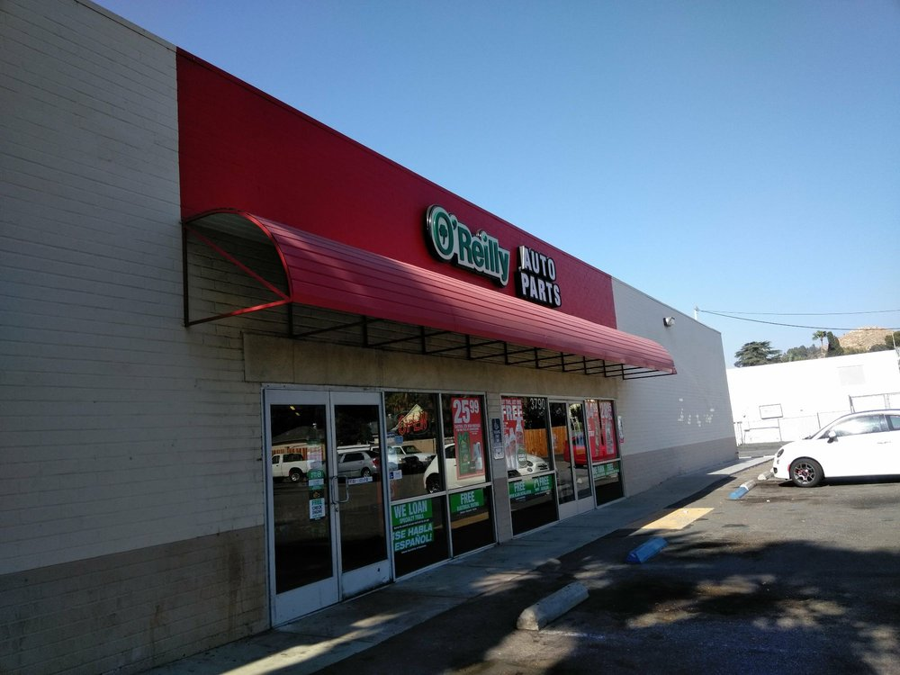 O'Reilly Auto Parts: 3790 Jurupa Ave, Riverside, CA