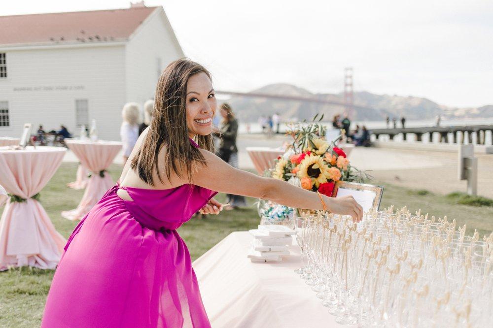 Weddings With Gina: Palo Alto, CA