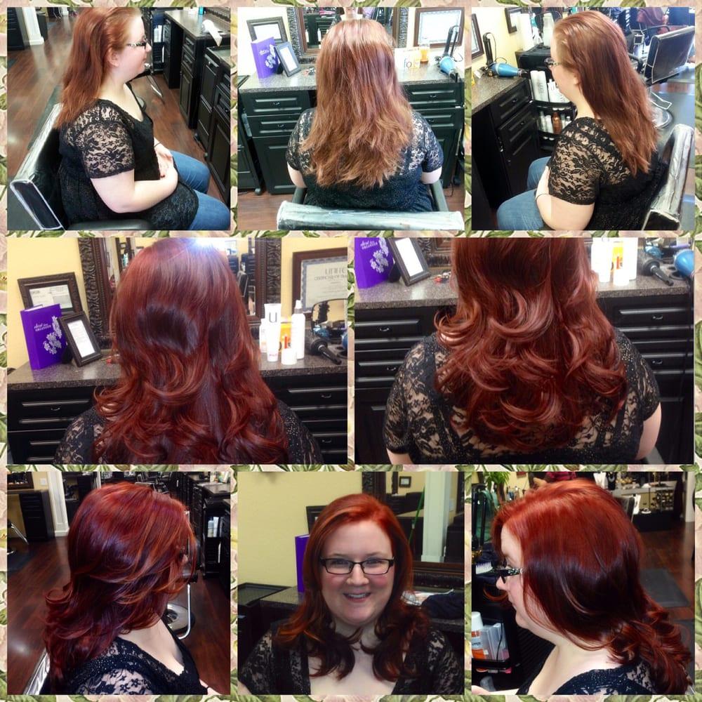 Hair By Vika Dobbs Loreal Inoa And Dia Ammonia Free Color Used Yelp
