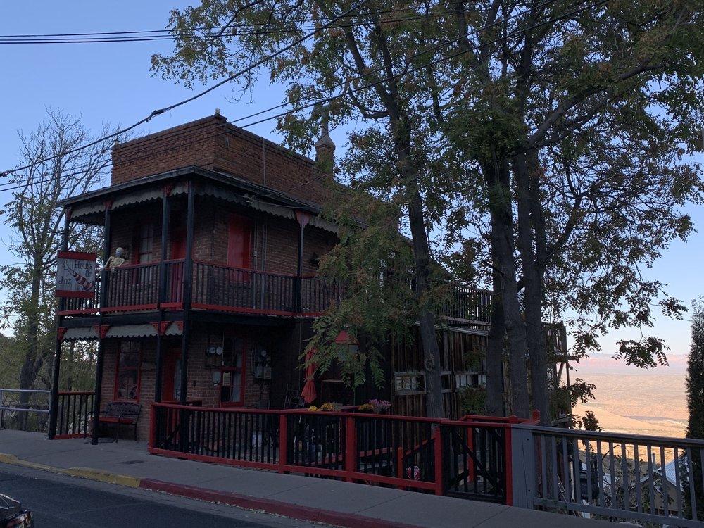 House of Joy: 416 Hull Ave, Jerome, AZ