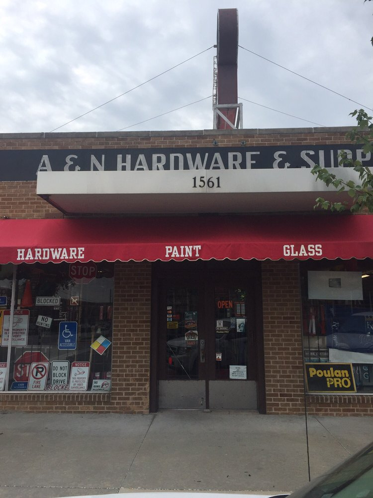 A & N Hardware: 1561 Swift Ave, N Kansas City, MO