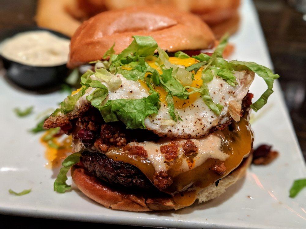 Stockyard Burgers & Bones: 2850 Paces Ferry Rd, Atlanta, GA