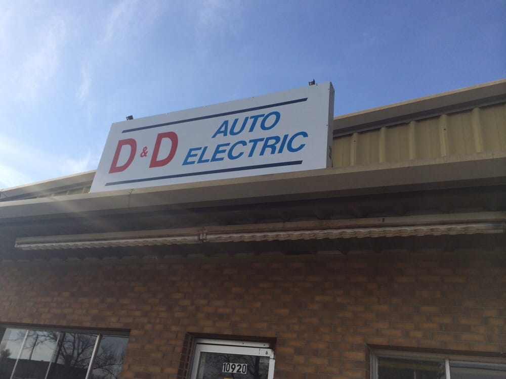 D And D Auto Electric: 10920 W 44th Ave, Wheat Ridge, CO