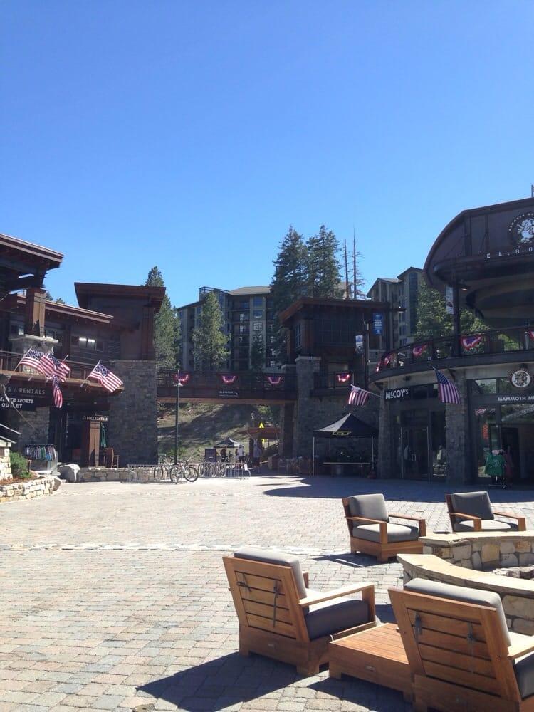 The Mountain Center: 60 Canyon Blvd, Mammoth Lakes, CA