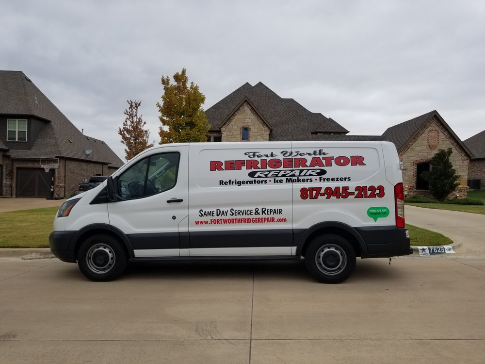 Fort Worth Refrigerator and Appliance Repair: 6387 Camp Bowie Blvd, Fort Worth, TX