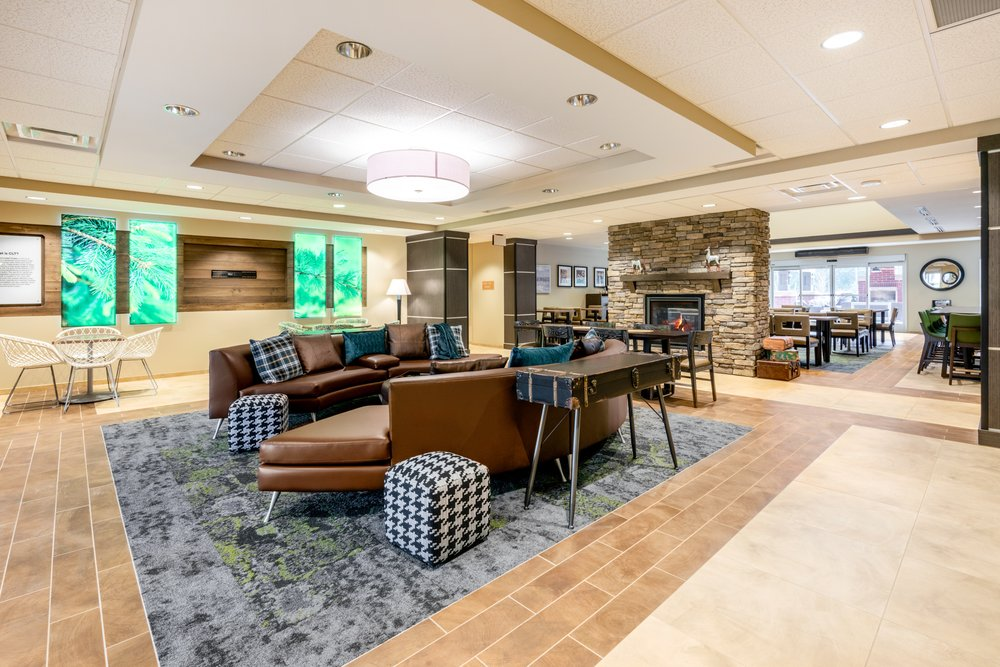 Candlewood Suites: Building J0550 Lincoln Blvd SW, Lewis McChord, WA