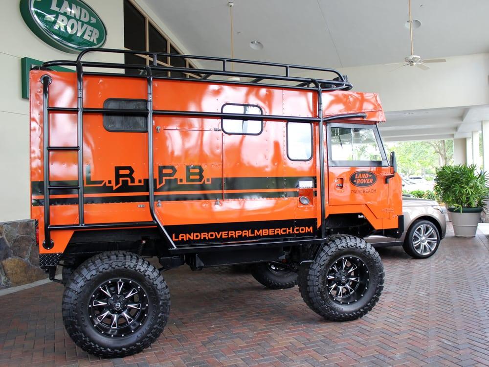 Land Rover Dealer West Palm Beach Fl